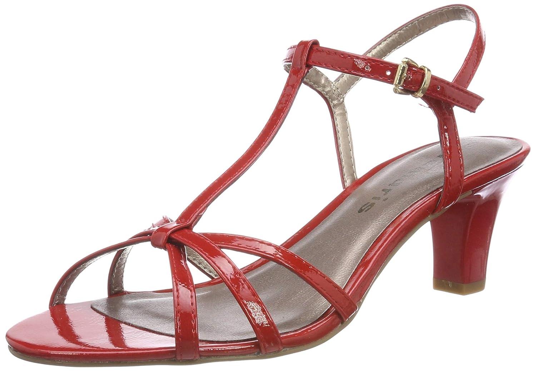 Tamaris Womenss 1-1-28329-22 Ankle Strap Sandals