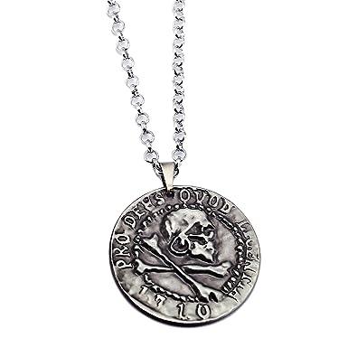 Lureme Vendimia Joyería Uncharted Drake Antique Oro Coin ...