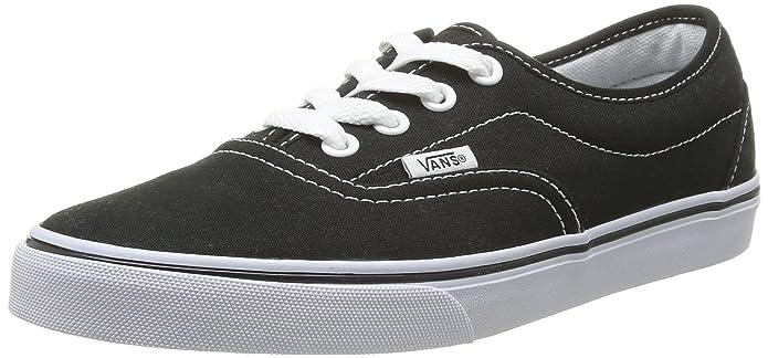 Vans LPE Unisex-Erwachsene Sneakers Schwarz