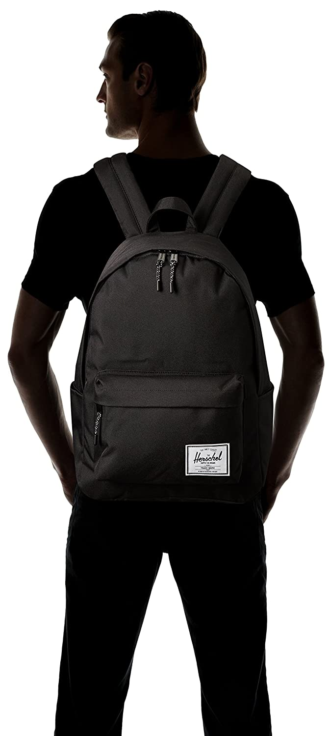 Amazon.com | Herschel Classic X-Large Backpack Black One Size | Casual Daypacks