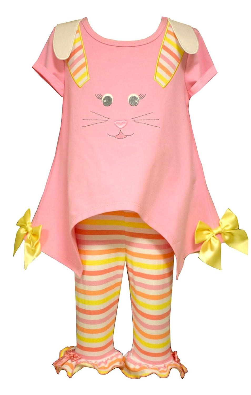 格安新品  Bonnie Jean Jean Baby Girls Bunny Easter B019NQNI78 Bunny Faceレギンスセット 24 Months マルチカラー B019NQNI78, KIDS PACKERS:0f0b7c85 --- a0267596.xsph.ru