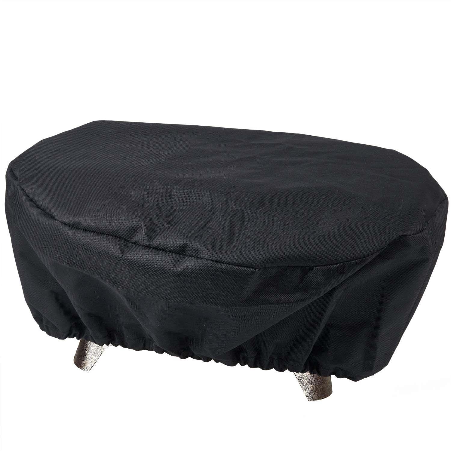 SHINESTAR Grill Cover for Lodge Cast Iron Sportsman's Grill, Small Grill Cover for Coleman Party Propane Grill, 19 × 10 × 8 Inch by SHINESTAR