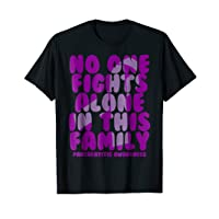 No One Fights Alone in This Family! Pancreatitis T-Shirt