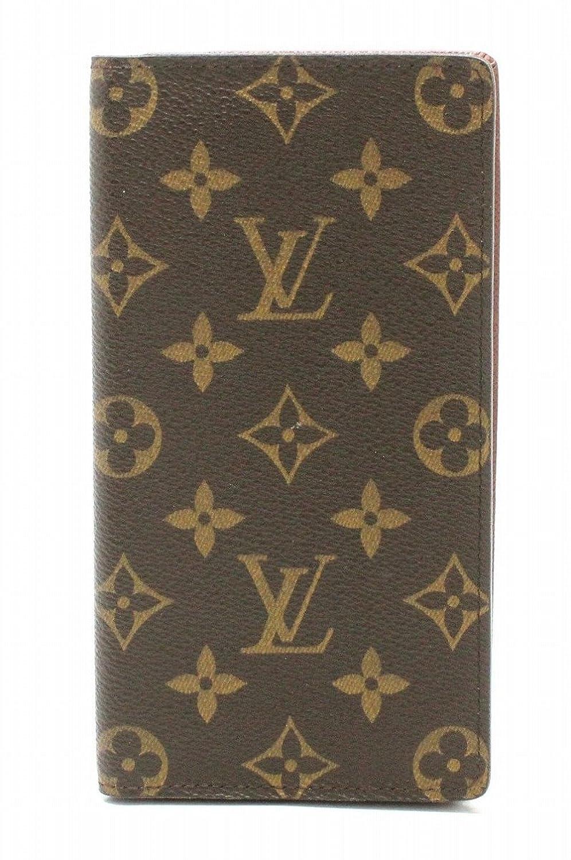 [ルイ ヴィトン] LOUIS VUITTON モノグラム ポルト カルト クレディ 円 長札入れ M60825 B07D485QNX
