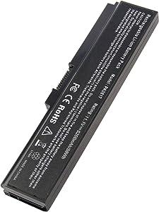 PA3817U-1BRS Battery for Toshiba Satellite L755 C655 M645 L750P L600 L675 L675D L700 L745 L750D L755D M640 P745 Series, Fit PA3818u-1BRS A3819U-1BRS …