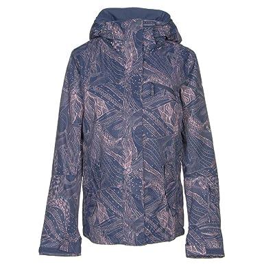 9f7f316e9 Amazon.com  Roxy Snow Junior s Jetty Snow Jacket  Clothing