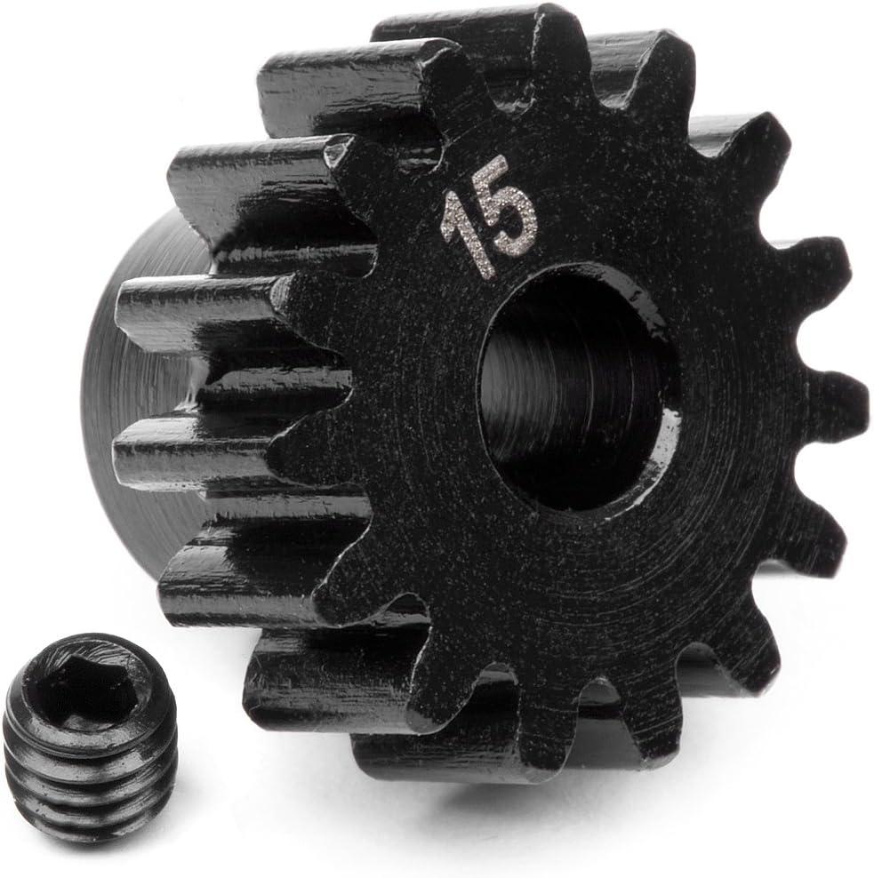 HPI Racing 100914 Pinion Gear Shaft, 1M/5mm, 15T