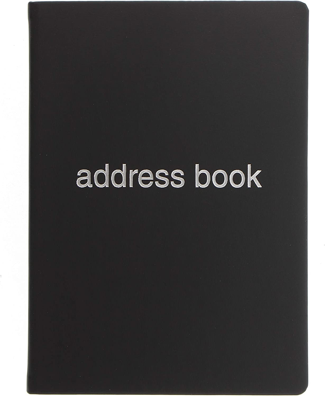 Rubrica per indirizzi LETTS Dazzle colore: Viola formato A6