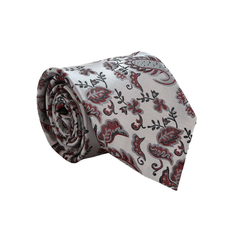 Landisun - Corbata de seda para hombre, varios juegos: Tie+Hanky ...