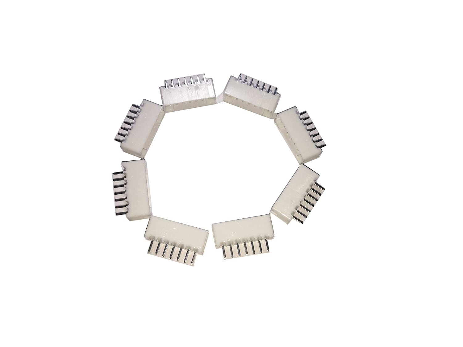 /& JST PH 7 PIN Male Connector 8 PCS LATTECH 8 PCS 7 PIN JST PH Female Connector on One Side with Electric Wire 1007 26 AWG Total Length:100MM