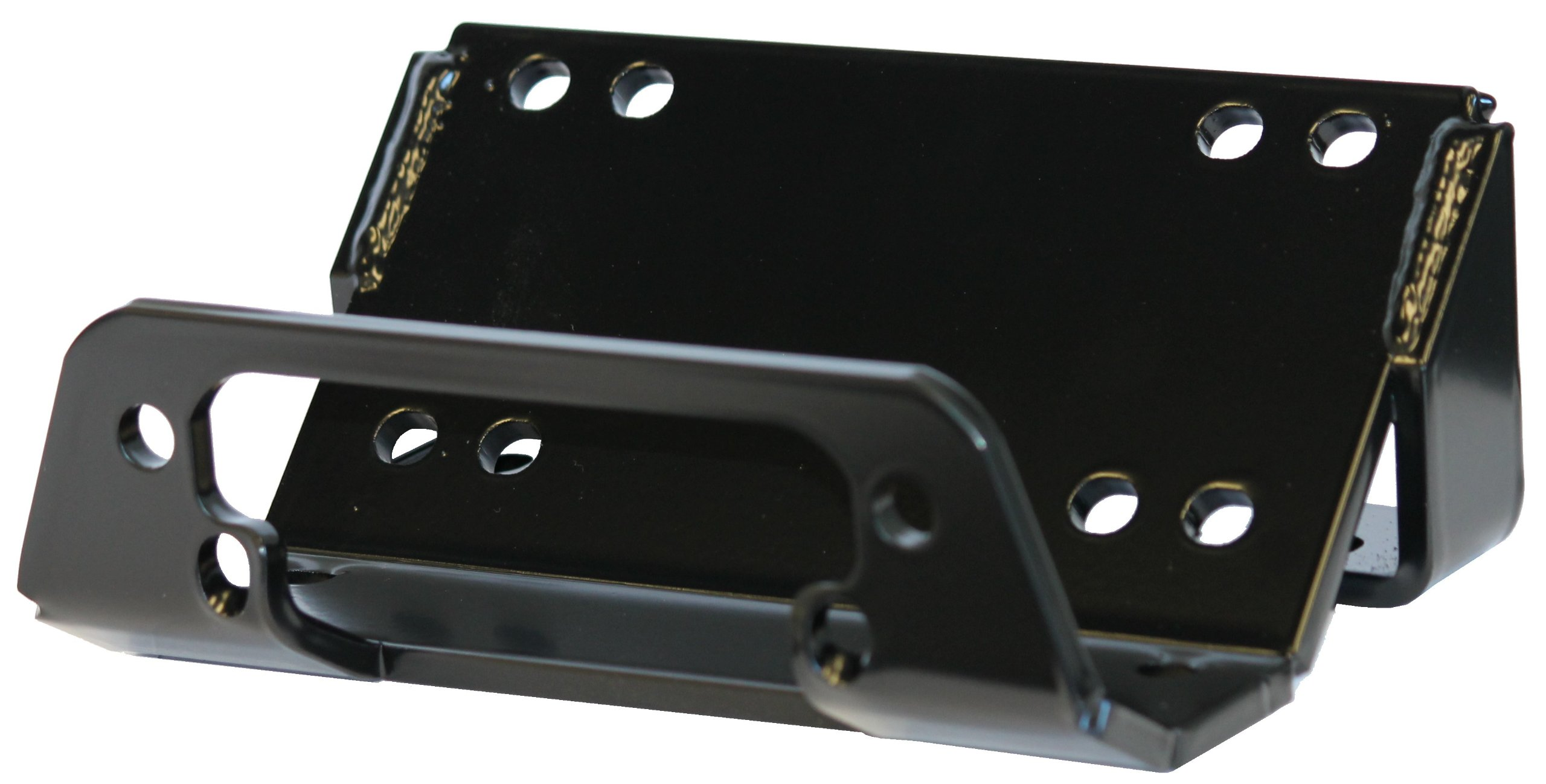 VIPER UTV Winch Mount Plate Kit - Kawasaki Teryx 4 (4-seater) and Teryx 4 750 by MotoAlliance