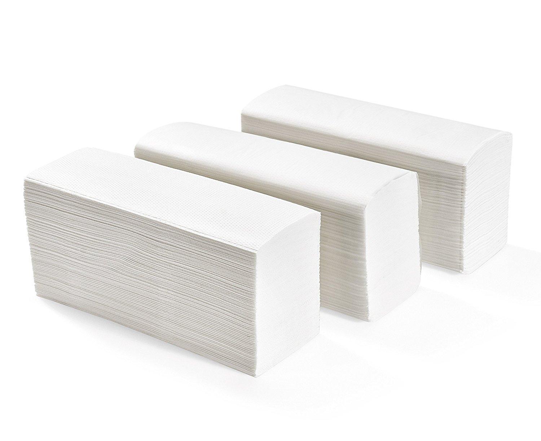 Come Piegare Gli Asciugamani In Albergo : Asciugamani di carta piegati a z monouso anche per dispenser a c