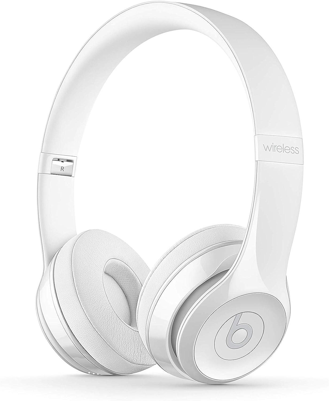 Beats by Dr. Dre Auriculares abiertos - Solo3 Wireless, Blanco brillante