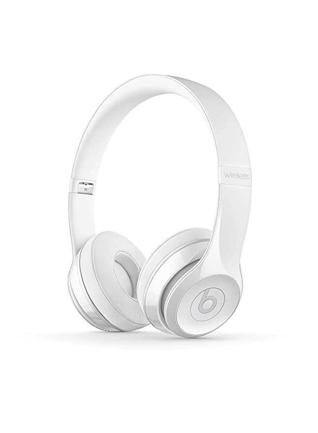 amazon beats solo3 wireless on ear headphones gloss white Super Punch Cheat