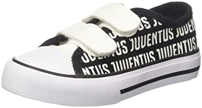Juventus (Kids Shoes) Jungen S19018/AZ Slip on, Schwarz (Nero 110), 24 EU