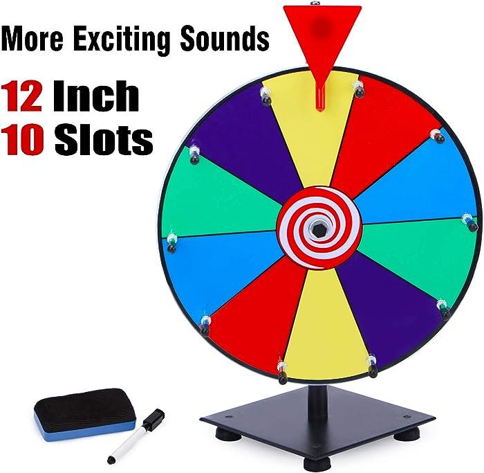 The Best Desktop Prize Spinner