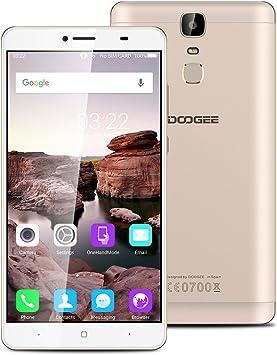 Doogee Y6 Max 3D - 4G Smartphone Libre Android 6.0 (Pantalla 6.5 ...