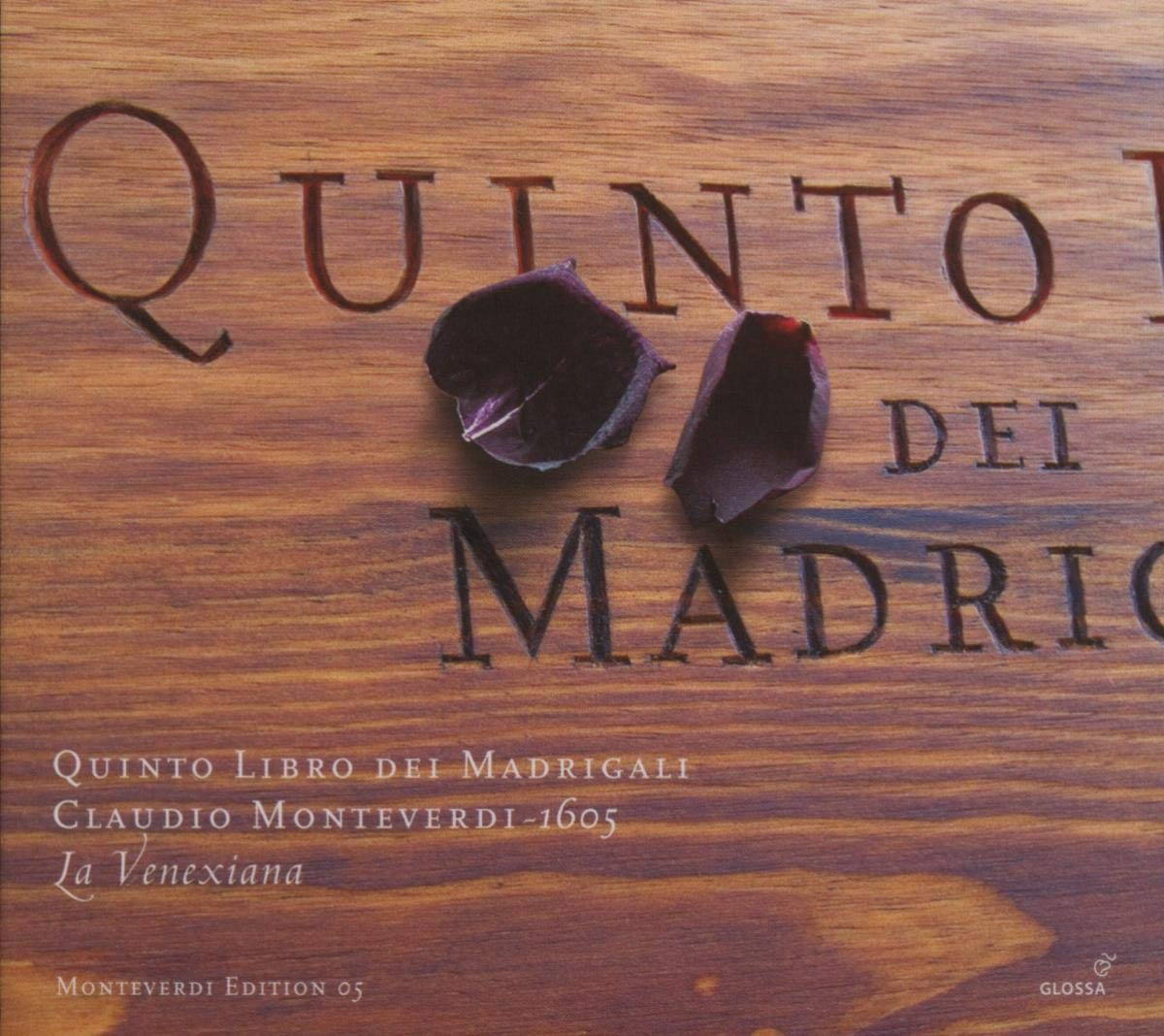 Quinto Libro Dei Madrigali Many popular brands Save money 1605