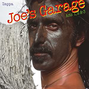 Joe S Garage 3lp Vinyl Frank Zappa Amazon Ca Music