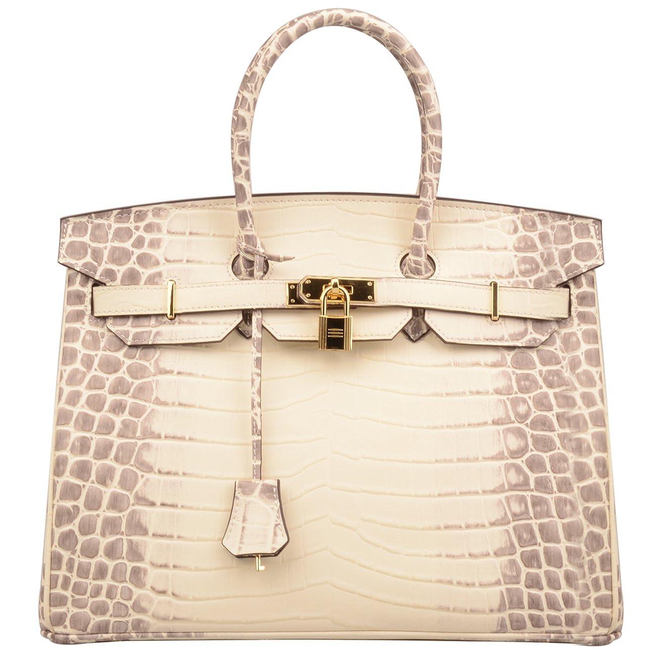 a574d0ef64f Ainifeel Women s Patent Leather Crocodile Embossed Handbags Top Handle  Purse  Handbags  Amazon.com