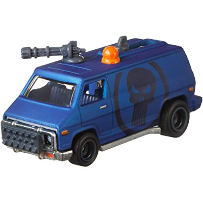 Hot Wheels Punisher Van: Toys & Games