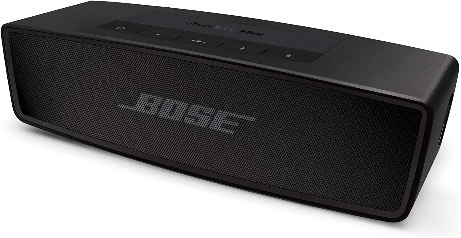 BOSE、ボーズ、モバイルスピーカー、SoundLink mini、Bluetooth speaker II