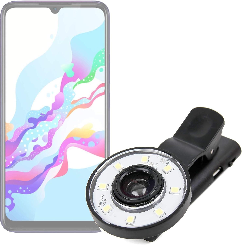 DURAGADGET Flash Selfie Compatible con Smartphone Vivo Z5, ZTE Nubia Z20: Amazon.es: Electrónica
