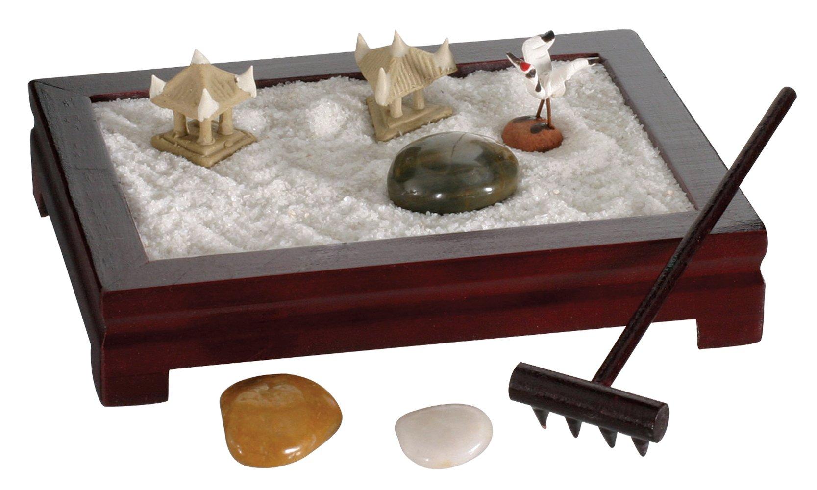 Toysmith Mini Zen Garden - Colors May Vary