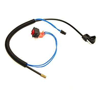 Husqvarna Part Number 545125301 Assembly Cable/Wire Harness: Garden & Outdoor