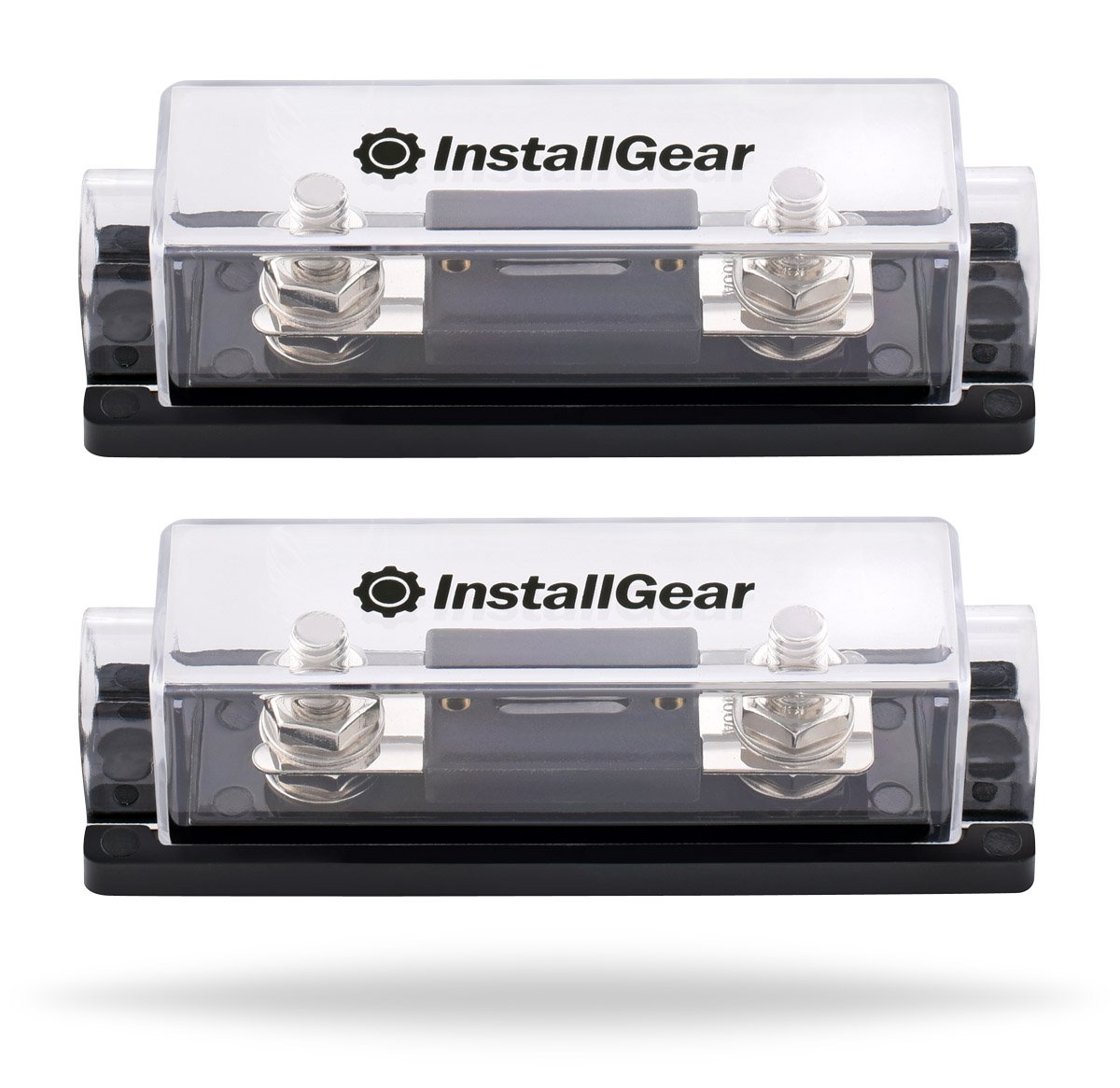 Amazon.com: InstallGear 0/2/4 Gauge Ga ANL Fuse Holder + 250 Amp ANL Fuses  (2 Pack): Automotive