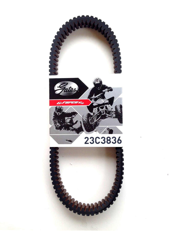Polaris Sportsman Belt Gates CVT Carbon Cord Drive Belt 23C3836