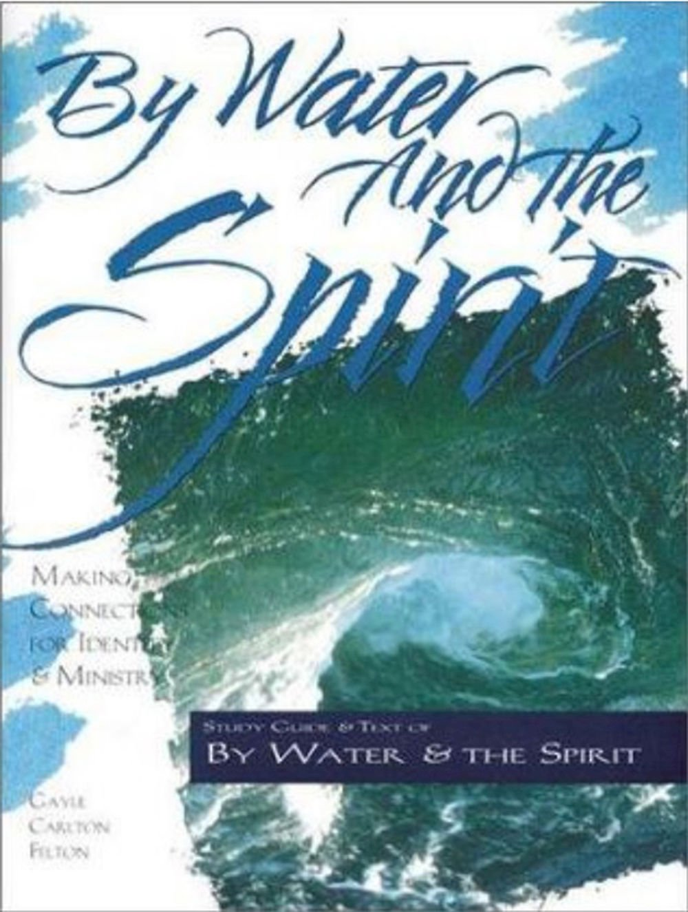 Read Online By Water and the Spirit: Making Connections for Identity and Ministry (The Christian Initiation Series) pdf epub