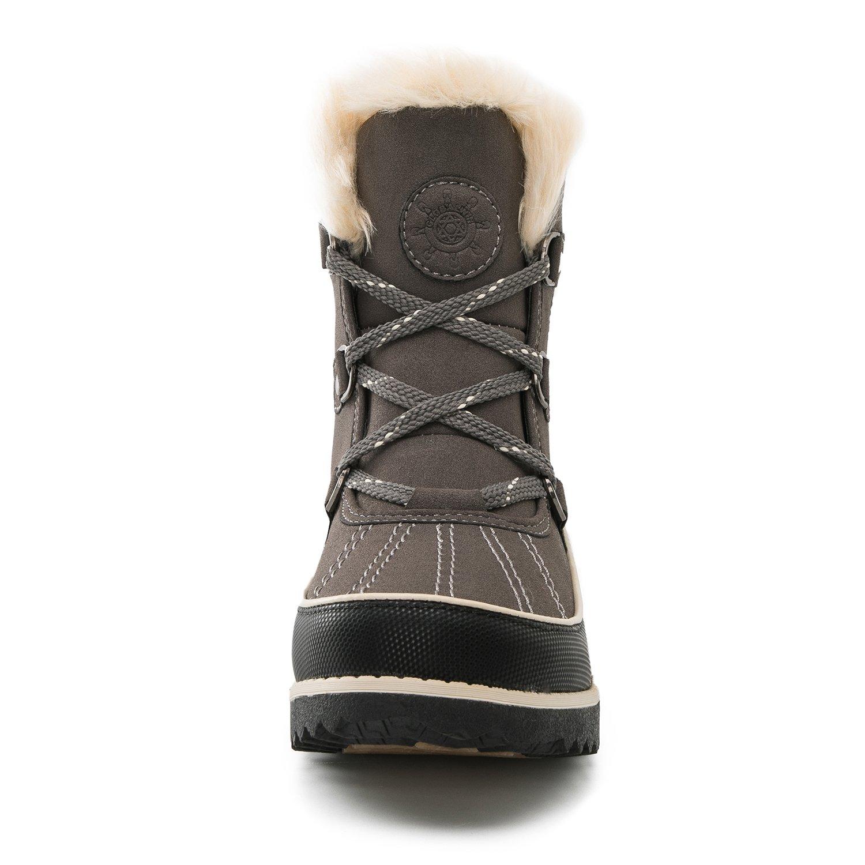 91bc37543dd9 Global Win Women s 1728 Winter Boots (11 (M) US Women s