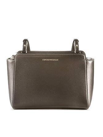 ae31efc2a3 Emporio Armani Bag Female Steel - Y3B084-YH15A-86539: Handbags ...