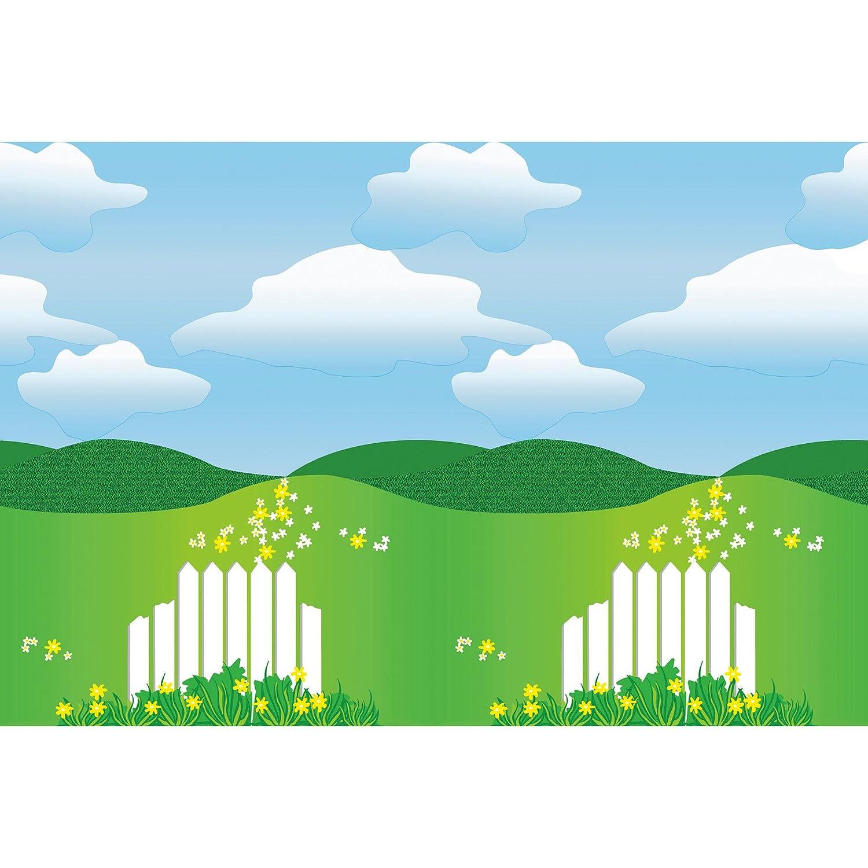 Pacon Fadeless Designs Bulletin Board Art Paper, 4-Feet by 50-Feet, Landscape (56395) by Pacon B0012Z6R72 Landscape Landscape