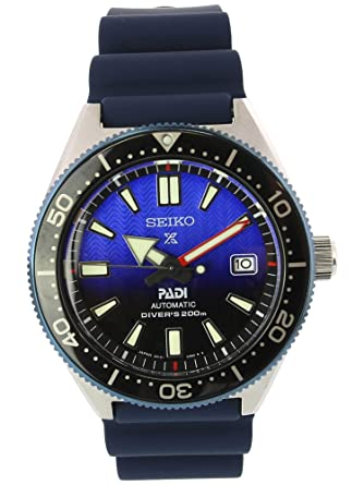 Amazon Com Seiko Prospex Padi Reinterpretation 1965 Diver S 200m