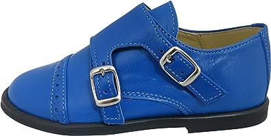 Marelle Boys Blue Dress Shoe