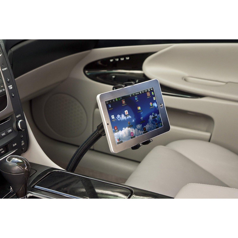 High Grade Adjustable Seat Bolt Car Mount Vehicle Handsfree Holder For Google.. 8