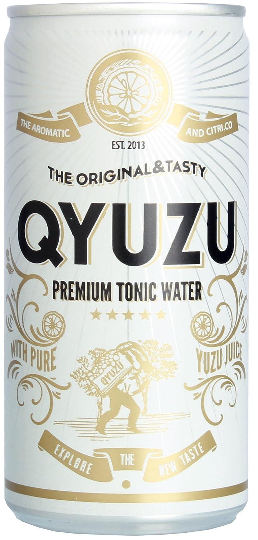 Qyuzu - Premium Tonic Water
