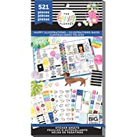The Happy Planner - Sticker Happy Illustrations Value Pack