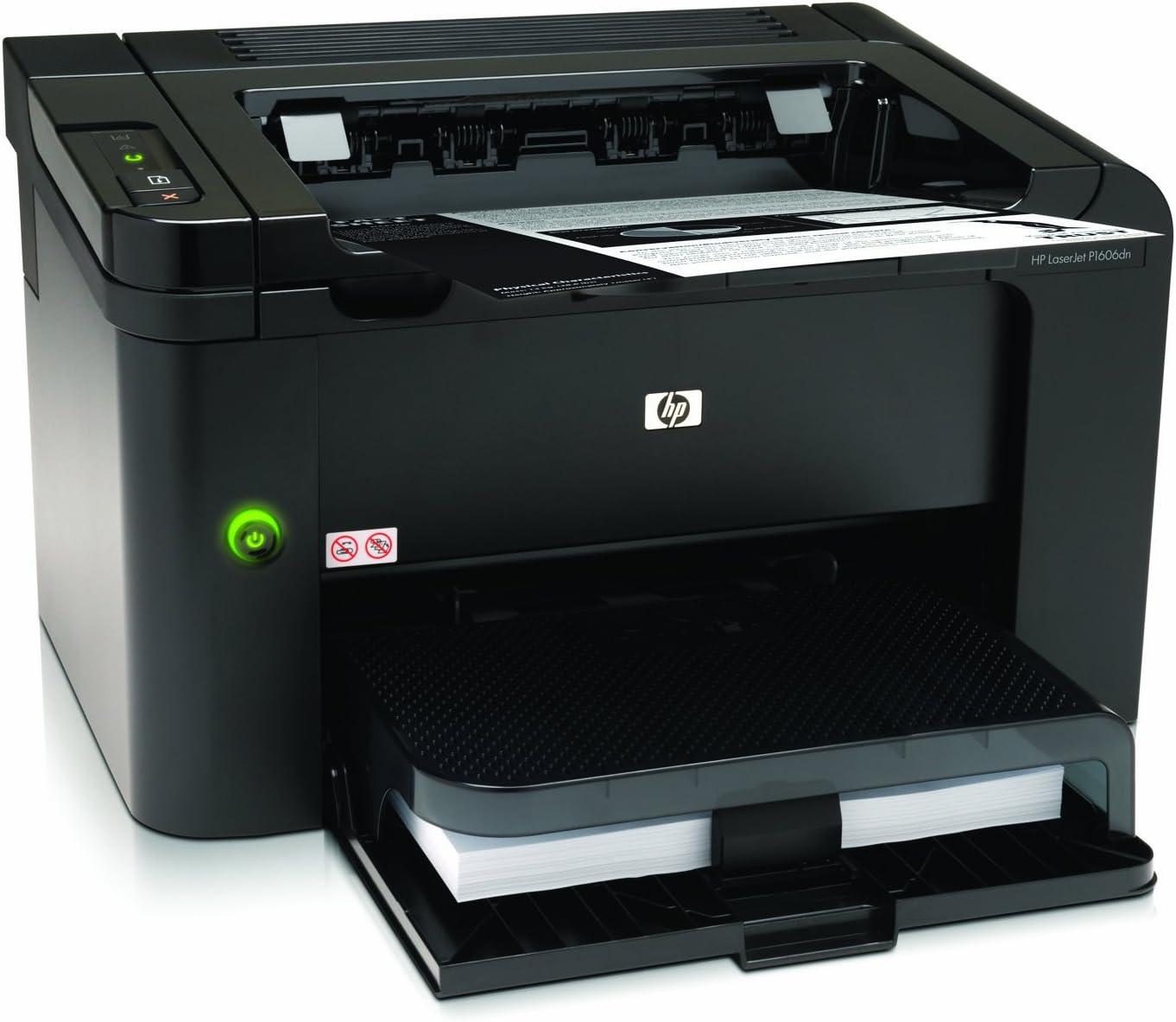 Amazon.com: HP LaserJet Pro P1606dn CE749A Impresora ...