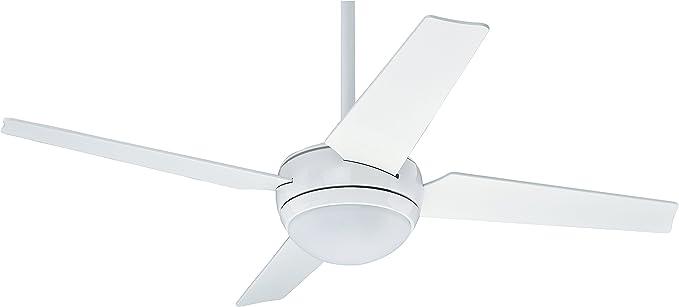 Hunter Fan Sonic Ventilador de techo con luz blanco E27, 20 W, 132 ...