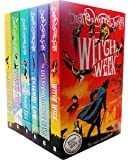 Diana Wynne Jones Chrestomanci 6 Books Collection Pack Set RRP: £41.94 (The Magicians of Caprona, Conrad's Fate, The Pinhoe Egg, Charmed Life, The Lives of Christopher Chant, Witch Week