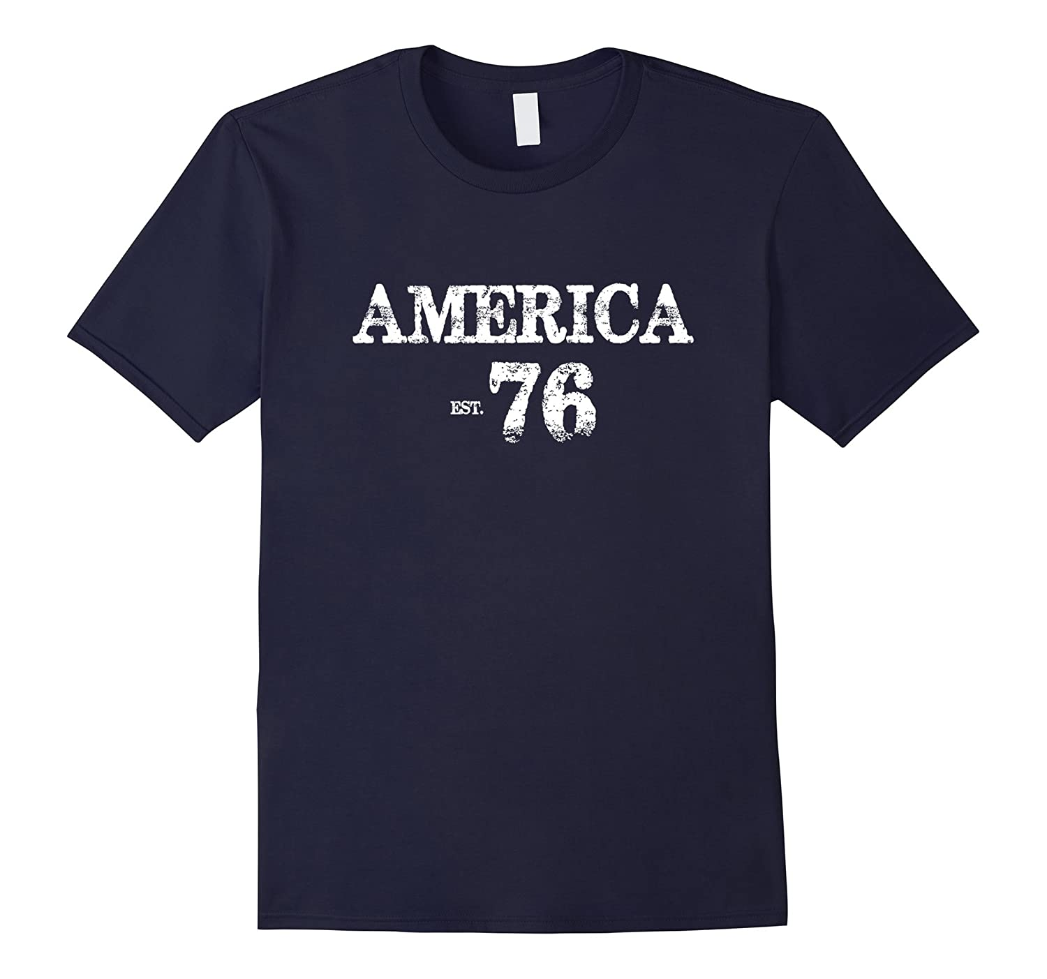 1776 Patriotic 4th of July USA Funny T SHIRT-Vaci