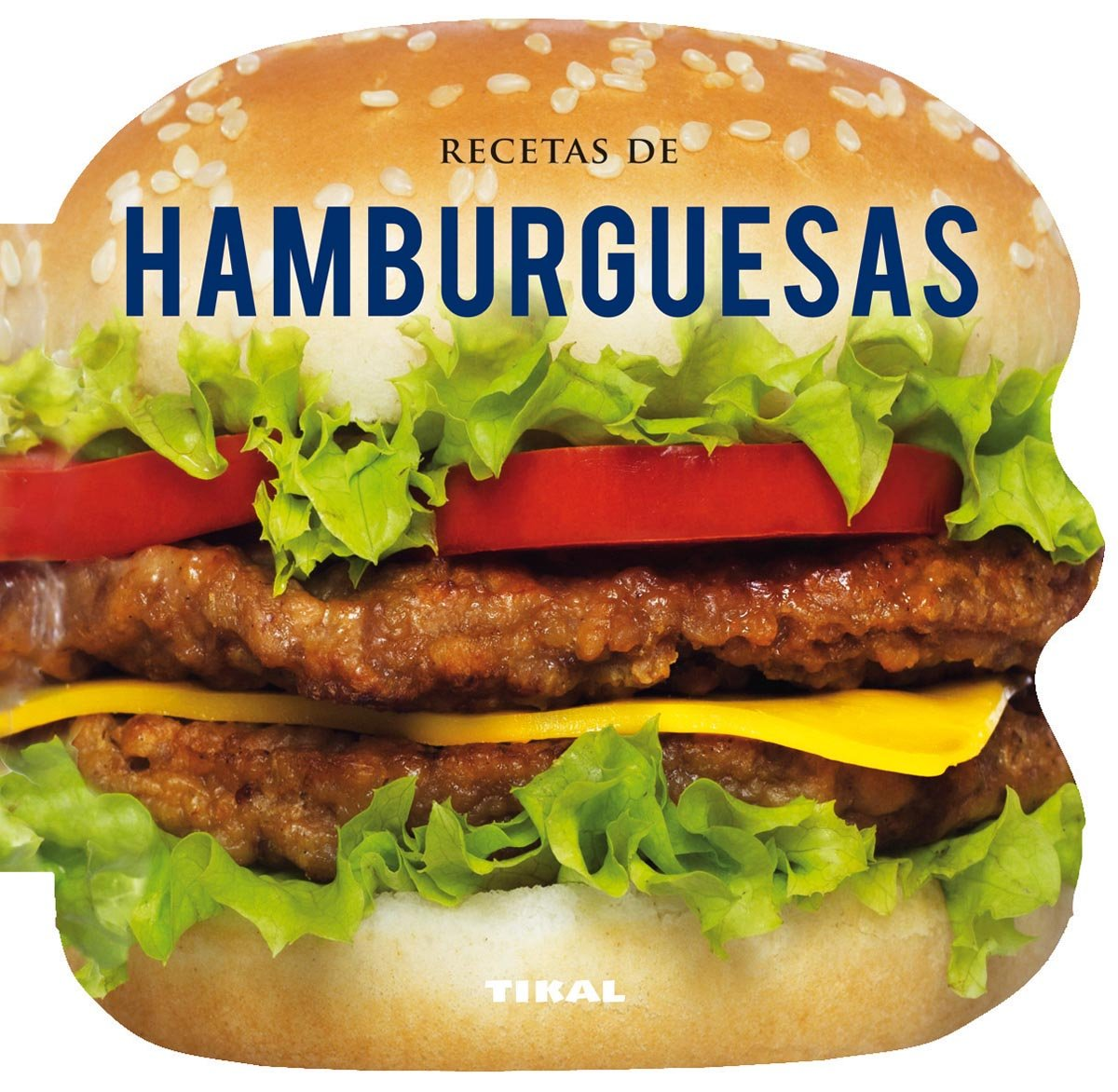Recetas de hamburguesas (Cocina con forma) (Spanish Edition): Inc. Susaeta Publishing: 9788499282541: Amazon.com: Books