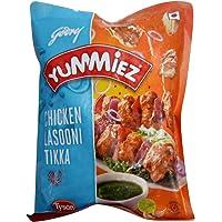 Yummiez Chicken Lasooni Tikka Pouch, 300 g