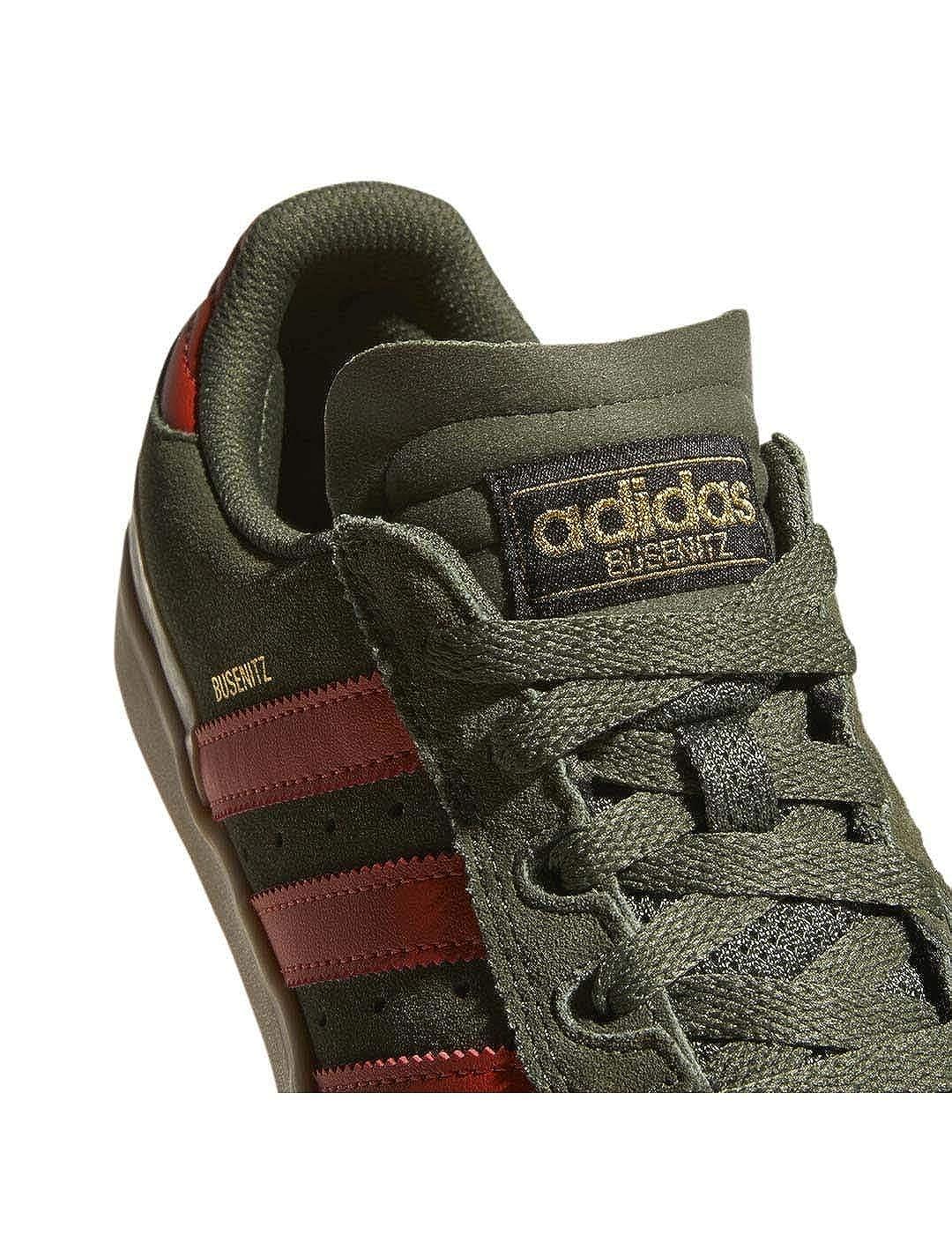 adidas Busenitz Vulc Schuh grün: : Schuhe
