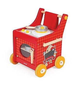 cuisine en bois jouet club miele cuisine enfant starter avec accessoires with cuisine en bois. Black Bedroom Furniture Sets. Home Design Ideas