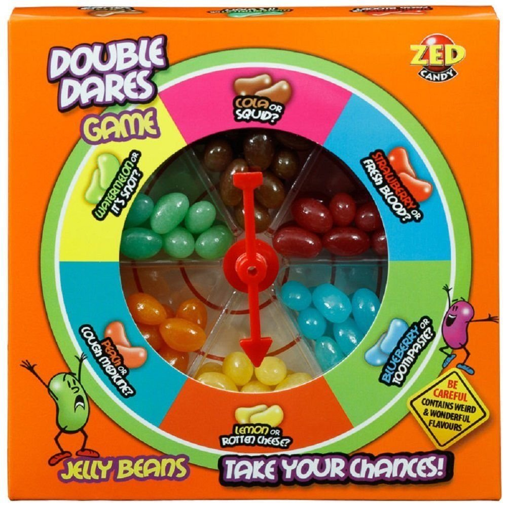 Jelly Bean Double Dares Game