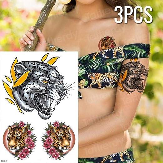 Handaxian 3pcs boceto diseño de Tatuaje Tatuaje ángel Duradero ...